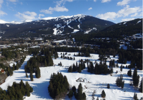 Whistler Ski Resort Vacation